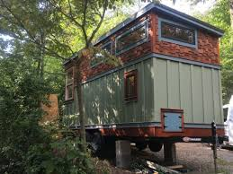 Small Picture Blue Ridge Shaker Tiny House on Wheels For Sale