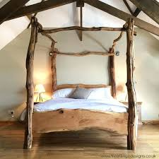 wood post bed frames – aocuoi.co