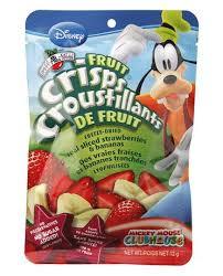 <b>Disney</b> Brothers All Natural <b>Fruit Crisps</b>, Strawberry Banana ...
