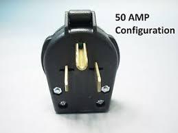 nema 6 50 business industrial welder plug 50 amp male nema 6 30p 6 50p genuine cooper