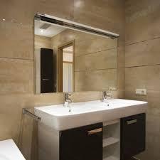 Moderne Badezimmer Wandleuchte Indo In Chrom Led Faro 63146