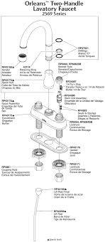 Grohe Bathroom Faucets Parts Kitchen Faucet Repair Parts