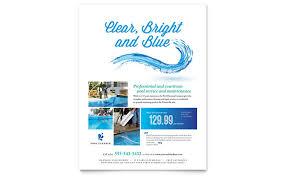 pool service flyers. Pool Service Flyers L