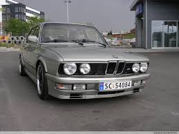 BMW 5 Series 1983 bmw 5 series : My Norwegian 533ia 1983 With e34 seats m5. Many pictures