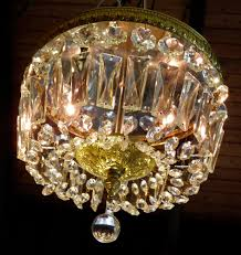 fantastic lighting chandeliers. vintage chandelier flush mount italian crystal n brass a big, fantastic classic ready lighting chandeliers s