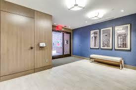 1633 Q Luxury apartments package closet Dupont Circle Washington DC