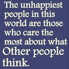 Quotes About What Other Think 40 Quotes Unique Quotes About Not Caring What Others Think