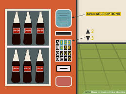 Bianchi Vending Machines Hack Gorgeous How To Hack A Coke Machine 48 Steps With Pictures WikiHow