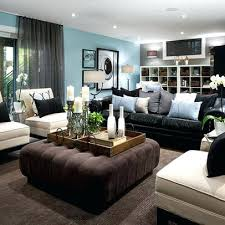 black leather couches decorating ideas.  Leather Leather Furniture Decor Living Room Black Couches Blue More  Decorating Ideas For Rooms With White On O