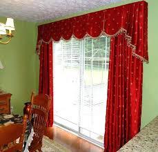 valances for sliding glass doors valances for sliding glass doors simple best window valances images on