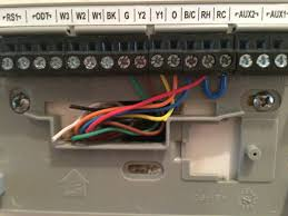 trane wiring diagrams model twe american standard trane heat pump air handler thermostat not thermostat wiring