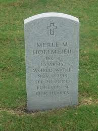 Merle Maynard Hoffmeier (1919-2000) - Find A Grave Memorial