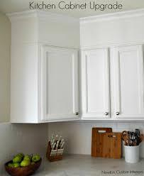 Kitchen Cabinet Upgrades Best Kitchen Reveal Kitchen Cabinet Upgrade Newton Custom Interiors
