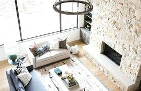 area rug size what do you living room scheme decoration medium sectional mid century modern studio