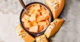 Cantaloupe Nutrition Chart Benefits Of Cantaloupe 7 Healthy Advantages