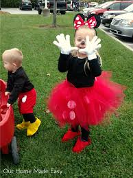 make minnie mickey mouse costumes easily and budget friendly check out how to make