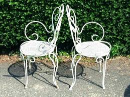 wrought iron patio furniture vintage. Lyon Shaw Patio Furniture Vintage Wrought Iron . I