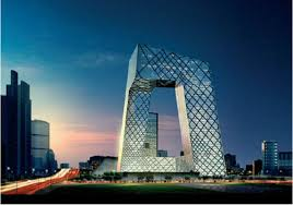 New CCTV Tower, one of the 'Top 10 modern architecture marvels in Beijing'