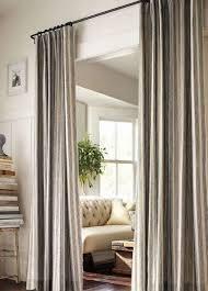 Image Curtain Rod Curtain Ideas Hanging Curtains Instead Of Closet Doors Pinterest Curtain Ideas Hanging Curtains Instead Of Closet Doors Curtain