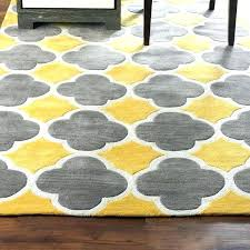 gray and yellow rug second life marketplace gray yellow rug with regard to and rugs grey