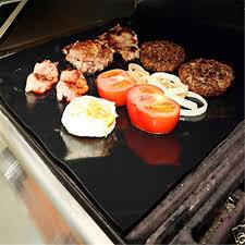 Teflon Barbecue Grill Mat for Microwave Oven and BBQ –