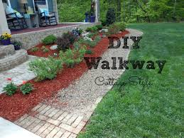diy walkway for your home