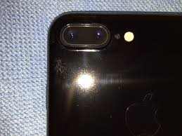 iphone 7 plus jet black scratches. anyway, i hope there are no scratches on the camera lens. can\u0027t seem to find any. iphone 7 plus jet black