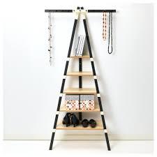 Ladder Bookshelf Ikea Leaning Bookcase With Desk Costco. Ladder Shelf  Costco Canada Step Bookcase White ...