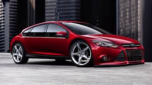 red808 2014 Ford FocusSVT Hatchback 4D Specs, Photos, Modification ...