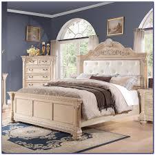 Antique White And Gold Bedroom Furniture Bedroom Home Design
