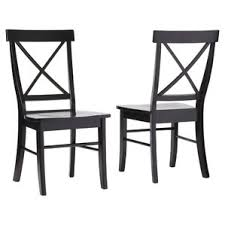 simple wood dining room chairs. sawyer cross back solid wood dining chair (set of 2) simple room chairs