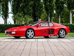Pictures throughout the vehicle confirm that this 512 tr retains its original body. Ferrari 512 Tr Market Classic Com