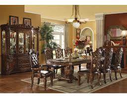 Traditional dining room furniture Small 60000jpg Furniture Stores Los Angeles Vendome Traditional Dining Table Set