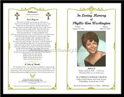 Funeral Programs Templates Free Download Funeral Programs Templates Free Download Complete Guide Example 9
