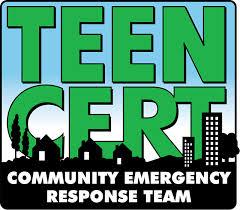 Teen community emergency response teams