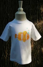 Little Boy Applique Designs Cute Little Boys Or Girls Applique Fish Shirt Size 3t