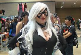 black cat marvel cosplay. Delighful Cat Black Cat  Marvel Comics Cosplay ConnectiCon 2013 For O