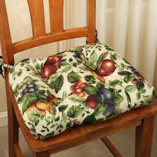 chair back cushions with ties large size of decorations large chair pads with ties dining room