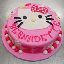 Birthday Cake Hello Kitty 507 Select Bakery