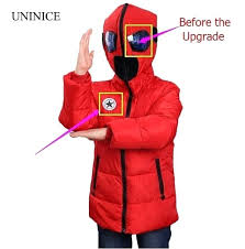 winter jackets for kids new children s boys coats girls warm thick hooded with glasses teenage winter jackets for kids