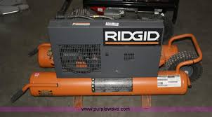ridgid compressor. 4759 image for item ridgid electric wheelbarrow air compressor