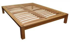 unfinished bed frame. Modren Bed Oak Wood King Size Platform Bed Frame Unique Unfinished Bedroom Furniture On Frame O