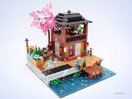 Beautiful extension to Ninjago City [SEC] : lego