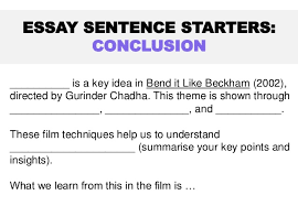 bend it like beckham theme essay task essay sentence starters paragraph 3 22 is a key idea in bend it like beckham