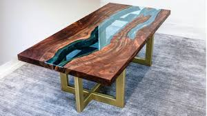 Image River Live Edge River Table Woodworking Howto Youtube Live Edge River Table Woodworking Howto Youtube