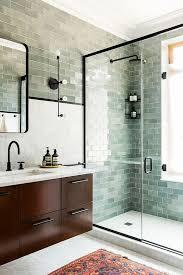 Subway Tile Bathroom Designs Cool Decorating Design
