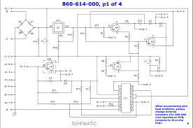2015 joe the welder century main pcb 860 614 000 diagrams