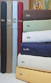 split king 1000 tc sheet set 100 egyptian cotton style solid