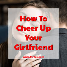 to cheer up your friend