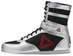 reebok boxing boots. reebok-boxing-boots-silver-3 reebok boxing boots 0